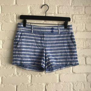 Vineyard vines blue summer striped shorts 2